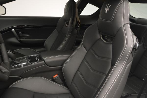 New 2016 Maserati GranTurismo Sport for sale Sold at Bugatti of Greenwich in Greenwich CT 06830 19