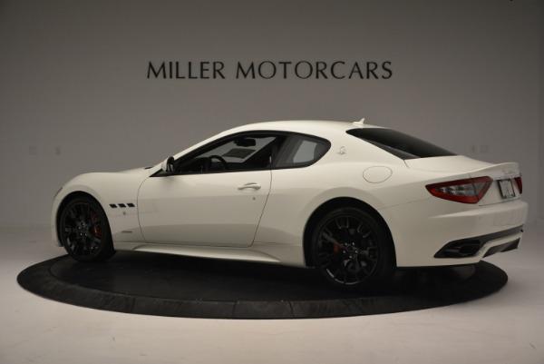 New 2016 Maserati GranTurismo Sport for sale Sold at Bugatti of Greenwich in Greenwich CT 06830 3