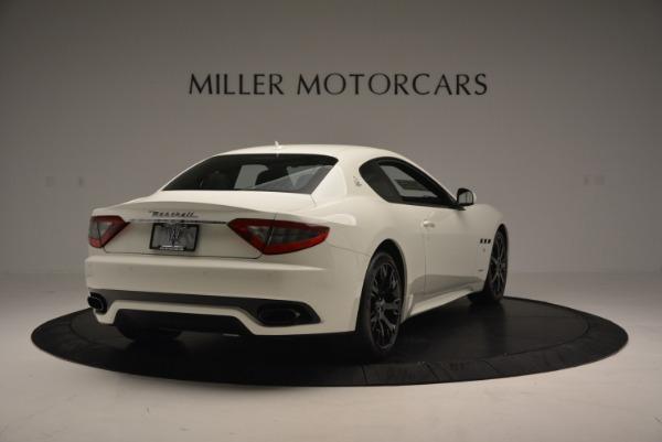 New 2016 Maserati GranTurismo Sport for sale Sold at Bugatti of Greenwich in Greenwich CT 06830 5