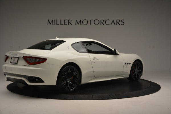 New 2016 Maserati GranTurismo Sport for sale Sold at Bugatti of Greenwich in Greenwich CT 06830 6