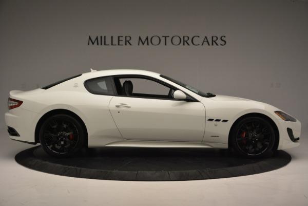 New 2016 Maserati GranTurismo Sport for sale Sold at Bugatti of Greenwich in Greenwich CT 06830 7