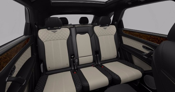 New 2018 Bentley Bentayga Activity Edition-Now with seating for 7!!! for sale Sold at Bugatti of Greenwich in Greenwich CT 06830 9