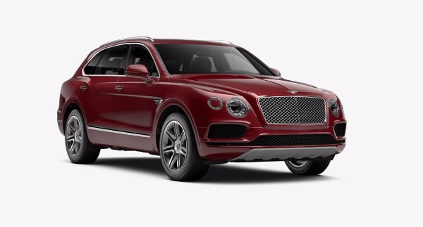 New 2018 Bentley Bentayga Activity Edition-Now with seating for 7!!! for sale Sold at Bugatti of Greenwich in Greenwich CT 06830 1
