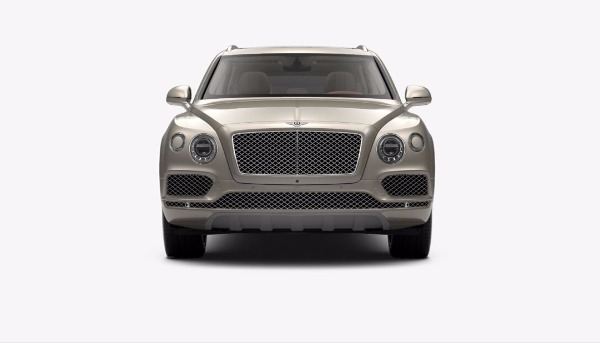 New 2018 Bentley Bentayga Onyx for sale Sold at Bugatti of Greenwich in Greenwich CT 06830 5