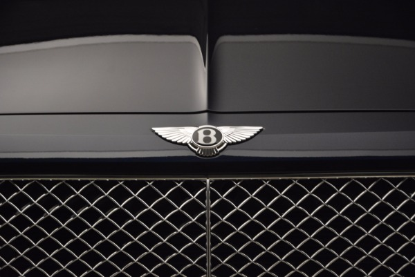 Used 2018 Bentley Bentayga W12 Signature for sale Call for price at Bugatti of Greenwich in Greenwich CT 06830 14
