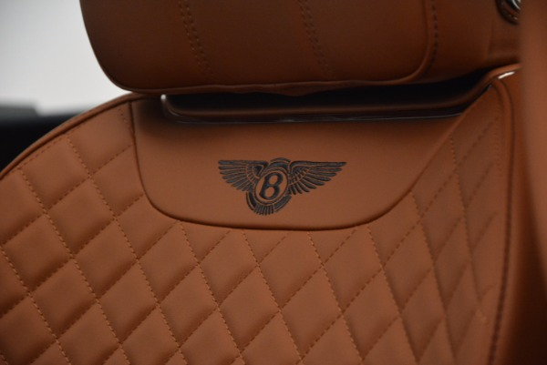 New 2018 Bentley Bentayga Signature for sale Sold at Bugatti of Greenwich in Greenwich CT 06830 25