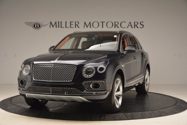 Used 2018 Bentley Bentayga W12 Signature for sale Call for price at Bugatti of Greenwich in Greenwich CT 06830 1