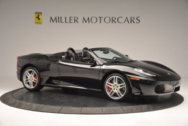 Used 2008 Ferrari F430 Spider for sale Sold at Bugatti of Greenwich in Greenwich CT 06830 10