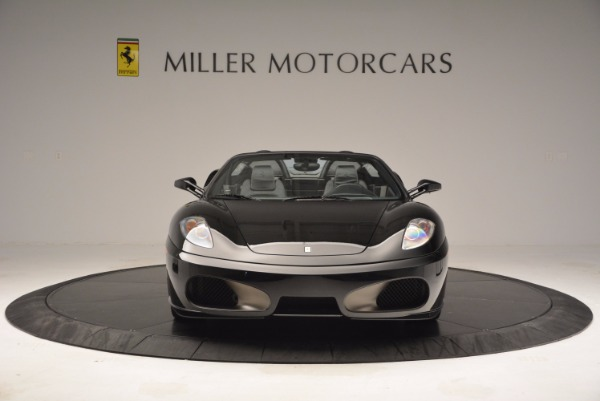 Used 2008 Ferrari F430 Spider for sale Sold at Bugatti of Greenwich in Greenwich CT 06830 12