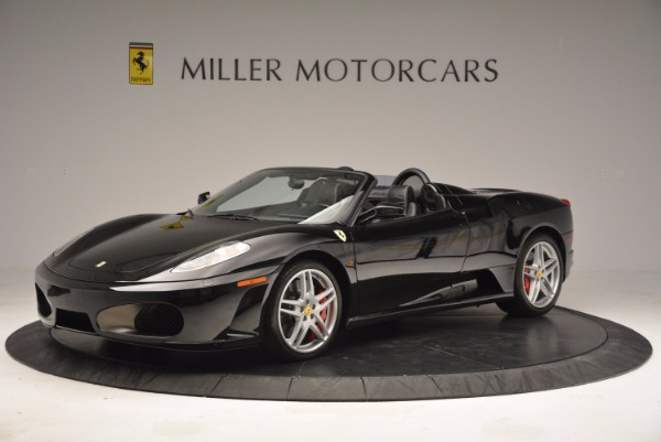 Used 2008 Ferrari F430 Spider for sale Sold at Bugatti of Greenwich in Greenwich CT 06830 2