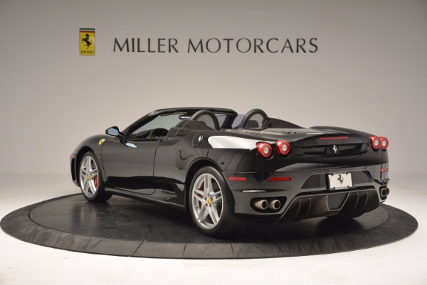 Used 2008 Ferrari F430 Spider for sale Sold at Bugatti of Greenwich in Greenwich CT 06830 5