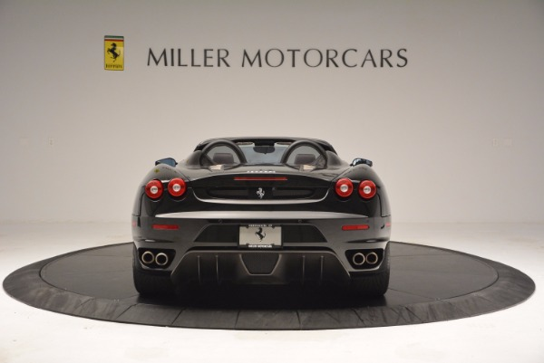 Used 2008 Ferrari F430 Spider for sale Sold at Bugatti of Greenwich in Greenwich CT 06830 6