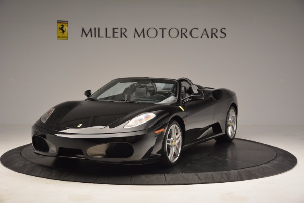 Used 2008 Ferrari F430 Spider for sale Sold at Bugatti of Greenwich in Greenwich CT 06830 1