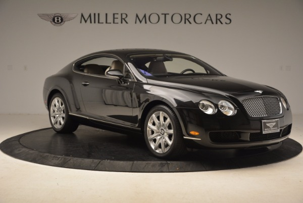 Used 2005 Bentley Continental GT W12 for sale Sold at Bugatti of Greenwich in Greenwich CT 06830 11