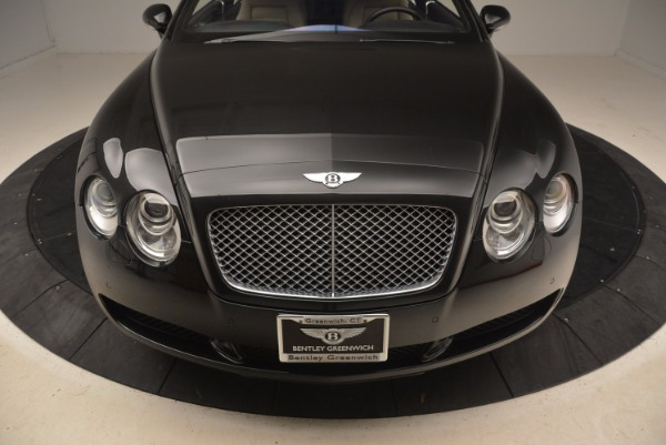 Used 2005 Bentley Continental GT W12 for sale Sold at Bugatti of Greenwich in Greenwich CT 06830 13