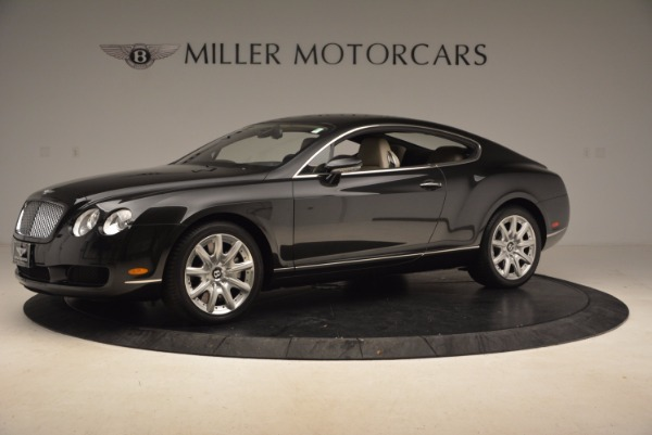 Used 2005 Bentley Continental GT W12 for sale Sold at Bugatti of Greenwich in Greenwich CT 06830 2