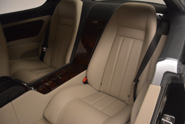 Used 2005 Bentley Continental GT W12 for sale Sold at Bugatti of Greenwich in Greenwich CT 06830 22