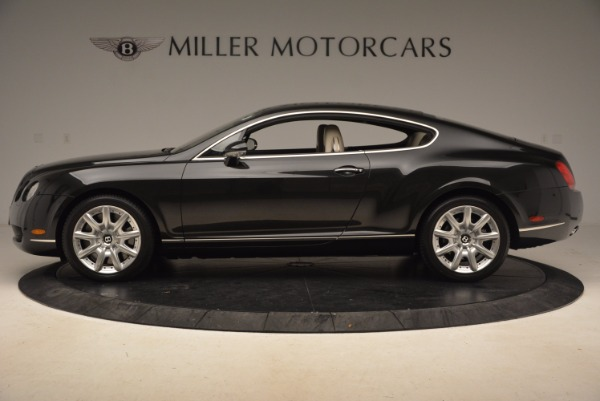 Used 2005 Bentley Continental GT W12 for sale Sold at Bugatti of Greenwich in Greenwich CT 06830 3