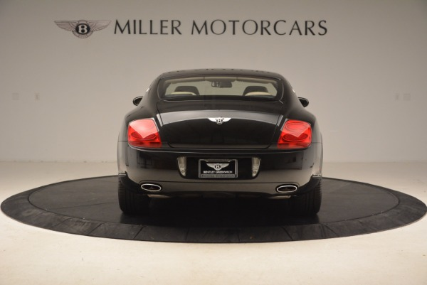 Used 2005 Bentley Continental GT W12 for sale Sold at Bugatti of Greenwich in Greenwich CT 06830 6