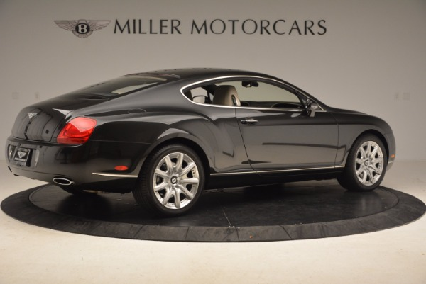 Used 2005 Bentley Continental GT W12 for sale Sold at Bugatti of Greenwich in Greenwich CT 06830 8