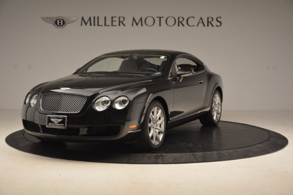 Used 2005 Bentley Continental GT W12 for sale Sold at Bugatti of Greenwich in Greenwich CT 06830 1