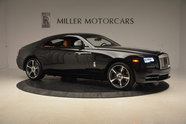 New 2018 Rolls-Royce Wraith for sale Sold at Bugatti of Greenwich in Greenwich CT 06830 10
