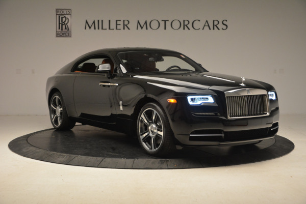 New 2018 Rolls-Royce Wraith for sale Sold at Bugatti of Greenwich in Greenwich CT 06830 11