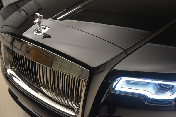 New 2018 Rolls-Royce Wraith for sale Sold at Bugatti of Greenwich in Greenwich CT 06830 14