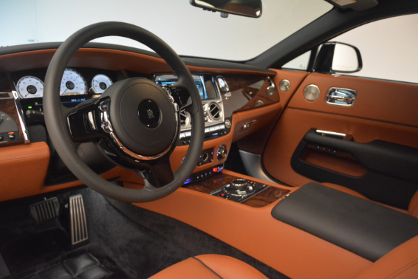 New 2018 Rolls-Royce Wraith for sale Sold at Bugatti of Greenwich in Greenwich CT 06830 16