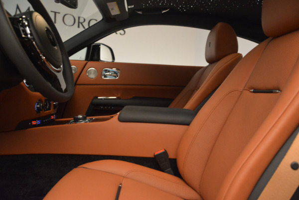 New 2018 Rolls-Royce Wraith for sale Sold at Bugatti of Greenwich in Greenwich CT 06830 18