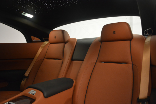 New 2018 Rolls-Royce Wraith for sale Sold at Bugatti of Greenwich in Greenwich CT 06830 21