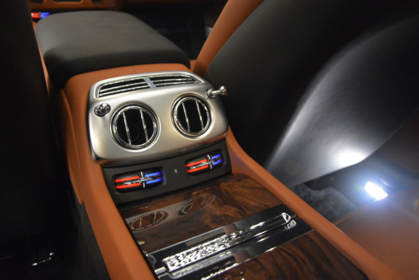New 2018 Rolls-Royce Wraith for sale Sold at Bugatti of Greenwich in Greenwich CT 06830 22