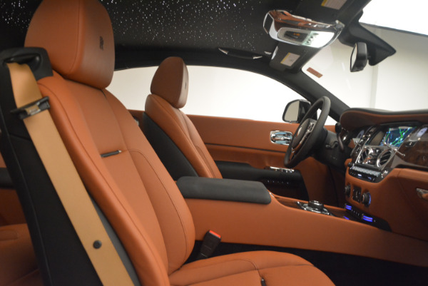 New 2018 Rolls-Royce Wraith for sale Sold at Bugatti of Greenwich in Greenwich CT 06830 25