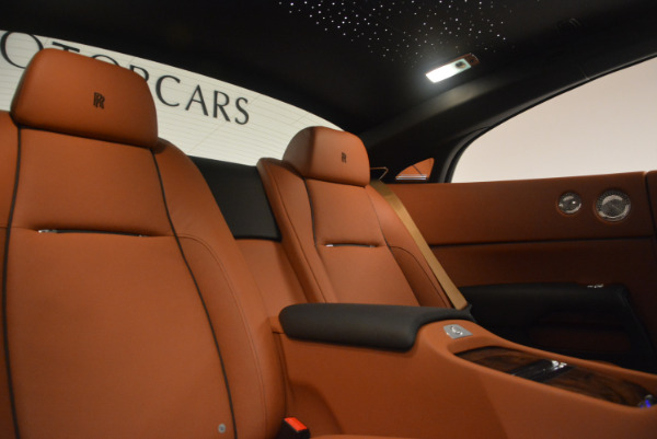 New 2018 Rolls-Royce Wraith for sale Sold at Bugatti of Greenwich in Greenwich CT 06830 26