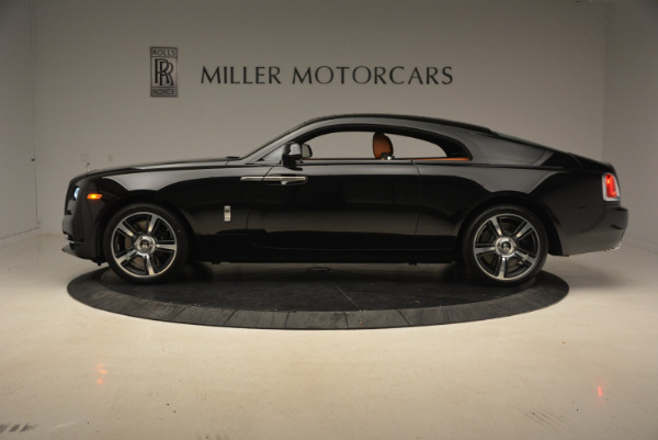 New 2018 Rolls-Royce Wraith for sale Sold at Bugatti of Greenwich in Greenwich CT 06830 3