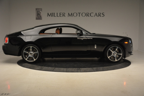 New 2018 Rolls-Royce Wraith for sale Sold at Bugatti of Greenwich in Greenwich CT 06830 9