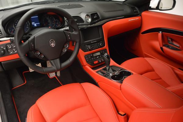 New 2017 Maserati GranTurismo Sport for sale Sold at Bugatti of Greenwich in Greenwich CT 06830 13
