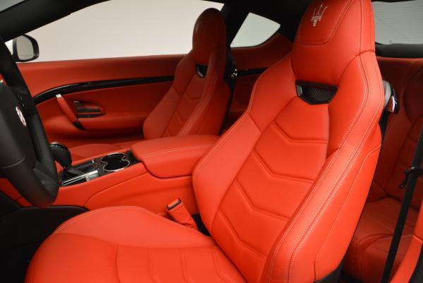 New 2017 Maserati GranTurismo Sport for sale Sold at Bugatti of Greenwich in Greenwich CT 06830 15