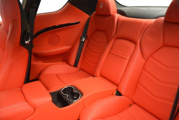 New 2017 Maserati GranTurismo Sport for sale Sold at Bugatti of Greenwich in Greenwich CT 06830 17
