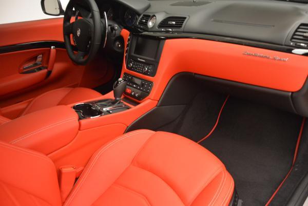 New 2017 Maserati GranTurismo Sport for sale Sold at Bugatti of Greenwich in Greenwich CT 06830 19