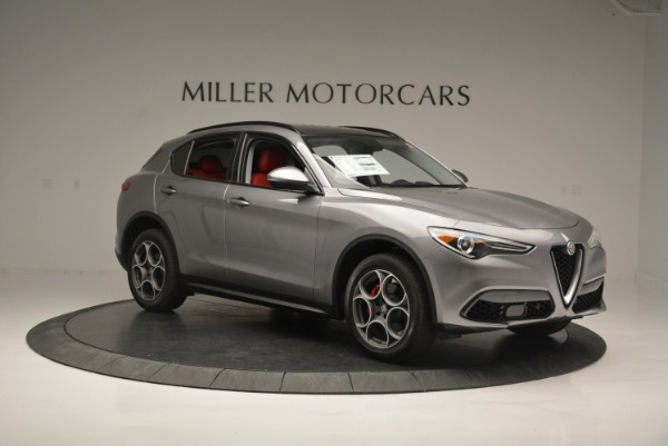 New 2018 Alfa Romeo Stelvio Sport Q4 for sale Sold at Bugatti of Greenwich in Greenwich CT 06830 10