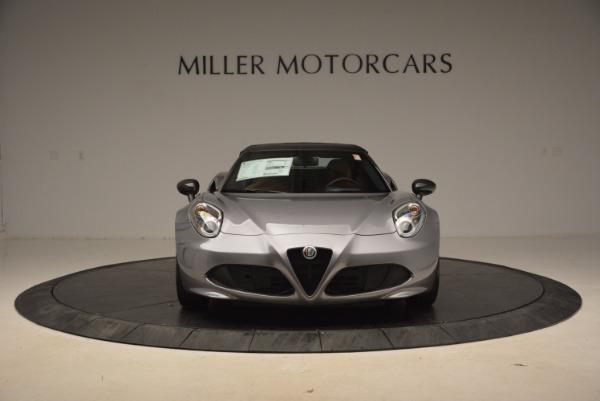 New 2018 Alfa Romeo 4C Spider for sale Sold at Bugatti of Greenwich in Greenwich CT 06830 22