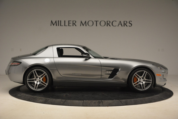 Used 2014 Mercedes-Benz SLS AMG GT for sale Sold at Bugatti of Greenwich in Greenwich CT 06830 11