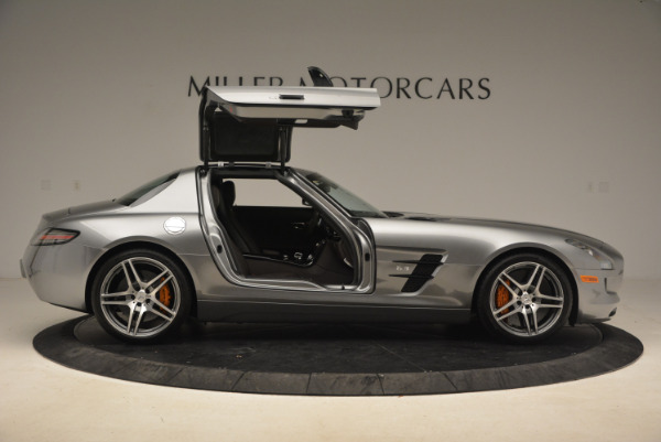 Used 2014 Mercedes-Benz SLS AMG GT for sale Sold at Bugatti of Greenwich in Greenwich CT 06830 12