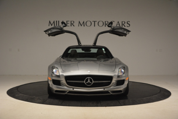 Used 2014 Mercedes-Benz SLS AMG GT for sale Sold at Bugatti of Greenwich in Greenwich CT 06830 16