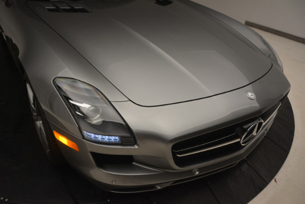 Used 2014 Mercedes-Benz SLS AMG GT for sale Sold at Bugatti of Greenwich in Greenwich CT 06830 19