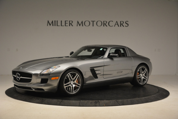 Used 2014 Mercedes-Benz SLS AMG GT for sale Sold at Bugatti of Greenwich in Greenwich CT 06830 2