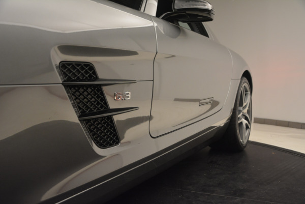 Used 2014 Mercedes-Benz SLS AMG GT for sale Sold at Bugatti of Greenwich in Greenwich CT 06830 23