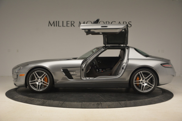 Used 2014 Mercedes-Benz SLS AMG GT for sale Sold at Bugatti of Greenwich in Greenwich CT 06830 4