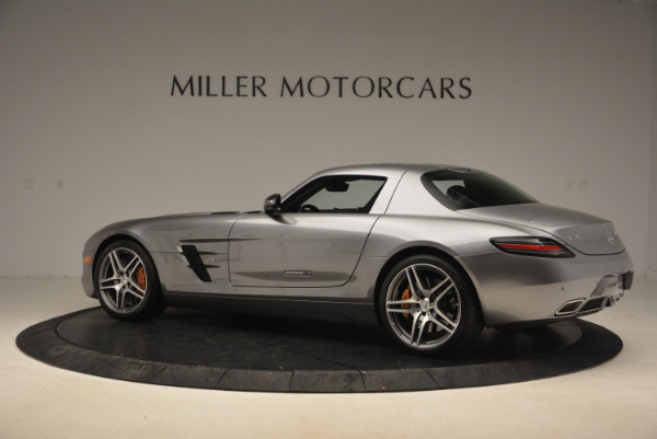 Used 2014 Mercedes-Benz SLS AMG GT for sale Sold at Bugatti of Greenwich in Greenwich CT 06830 5